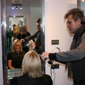 Salon Opening
