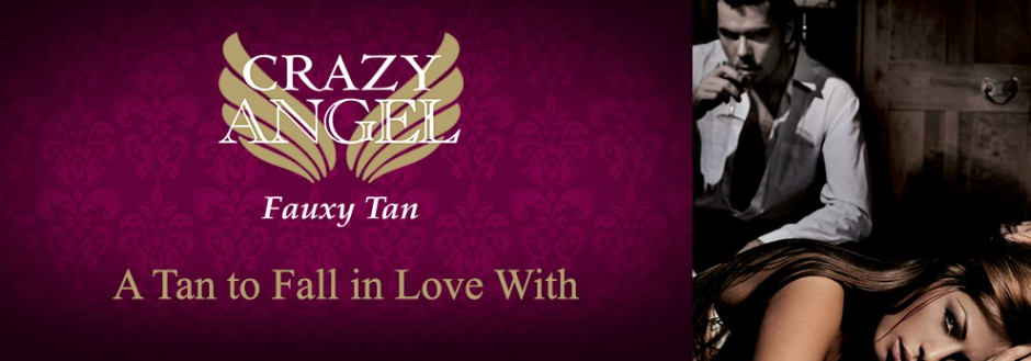 Crazy Angel spray tan